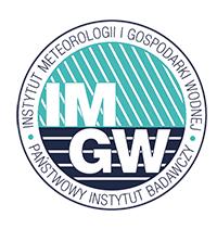 Logo - Instytut Meteorologii i Gospodarki Wodnej