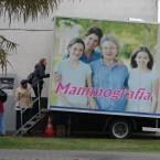 Urząd Gminy, samochód Mammograf