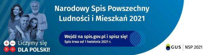 Baner spisowy NSPLiM 2021