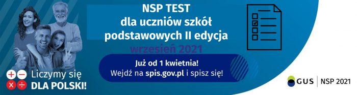 NSP 2021 - plakat konkursowy